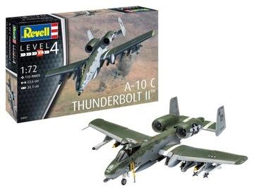 REVELL МОДЕЛЬ ДЛЯ СКЛЕИВАНИЯ A-10C Thunderbolt II доставка товаров из Польши и Allegro на русском