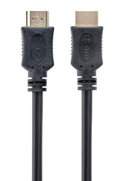 Gembird 1.8m kabel HDMI v 2.0 M/M 1,8 m Czarny доставка товаров из Польши и Allegro на русском