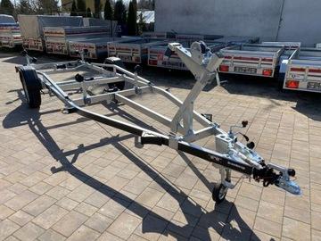 Прицеп PODŁODZIOWA BRENDERUP DMC 1500 система 6m доставка товаров из Польши и Allegro на русском