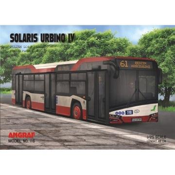 Angraf Model 116 Автобус Solaris Urbino IV 1:25 доставка товаров из Польши и Allegro на русском
