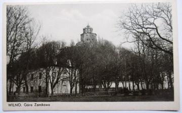 Pocztówka Wilno, GÓRA ZAMKOWA, przedwojenna доставка товаров из Польши и Allegro на русском