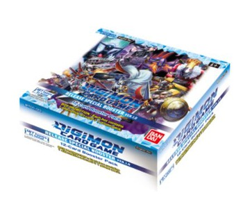 Digimon Card Game - Special Booster Box Ver.1.0 доставка товаров из Польши и Allegro на русском