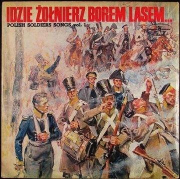 IDZIE ŻOŁNIERZ BOREM LASEM (1) - 1962 доставка товаров из Польши и Allegro на русском