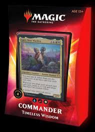 Commander: Ikoria
