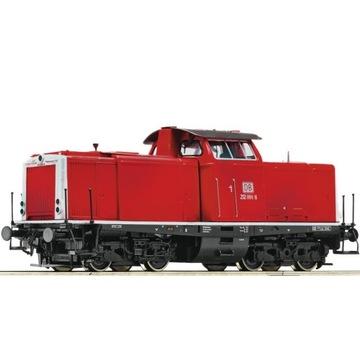 Локомотив Spalinowóz BR 212 314-9 H0 Roco 52524 доставка товаров из Польши и Allegro на русском