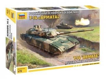 1:72 ZVEZDA 5056 T-14 ARMATA Russian Main Battle T доставка товаров из Польши и Allegro на русском