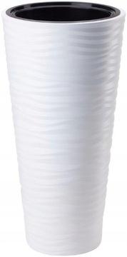 DONICA SAHARA SLIM 3D Z WKŁADEM H56 FI30 biała 3D
