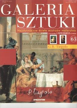 Galeria sztuki G.B.Tiepolo t. 63 +reprodukcja доставка товаров из Польши и Allegro на русском