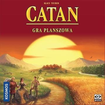 Настольная игра Катан + Insert для игры (комплект) доставка товаров из Польши и Allegro на русском