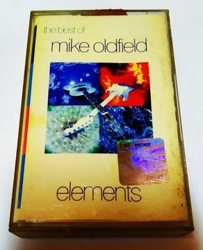 The best of Mike Oldfield: Elements @ kaseta audio доставка товаров из Польши и Allegro на русском