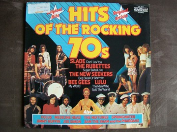 Hits of the rocking 70-х годов - сборник, винил доставка товаров из Польши и Allegro на русском