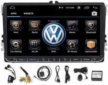 НАВИГАЦИЯ 2DIN РАДИО VW PASSAT B6 B7 GOLF 5 V 6 VI доставка товаров из Польши и Allegro на русском