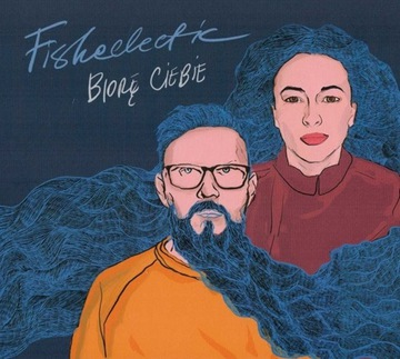 FISHECLECTIC - Беру Тебя - музыка CD доставка товаров из Польши и Allegro на русском