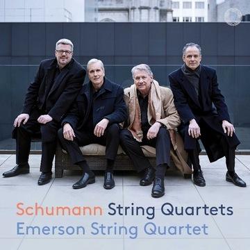 Schumann String Quartets Emerson S.Q. PENTATONE доставка товаров из Польши и Allegro на русском