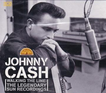 JOHNNY CASH- WALKING LINE: LEGENDARY SUN RECORDIN доставка товаров из Польши и Allegro на русском