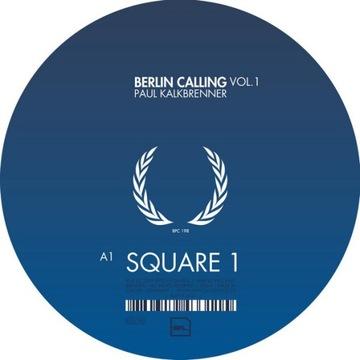Paul Kalkbrenner - Berlin Calling Vol.1 *LP доставка товаров из Польши и Allegro на русском