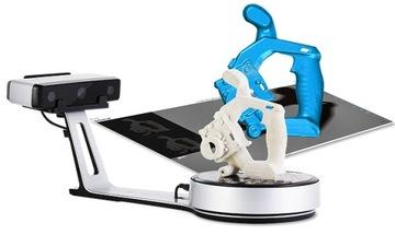 (3D-сканер Shining EinScan SE) доставка товаров из Польши и Allegro на русском