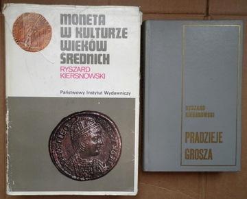 Kiersnowski - Предыстория копейки + Монета в культуре доставка товаров из Польши и Allegro на русском