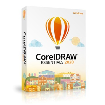 COREL ESSENTIALS 2020 CorelDRAW PL/EN WIN 32/64BIT доставка товаров из Польши и Allegro на русском