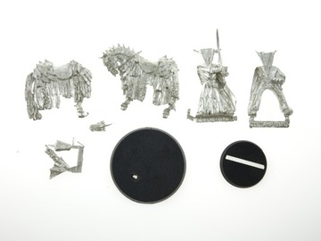 LOTR The Mouth of Sauron zestaw 2 figurki metal доставка товаров из Польши и Allegro на русском