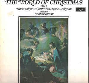 Choir Of St.John's College, Cambridge– Christmas доставка товаров из Польши и Allegro на русском