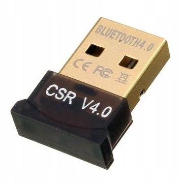Mini Adapter Bluetooth 4.0 USB High Speed доставка товаров из Польши и Allegro на русском