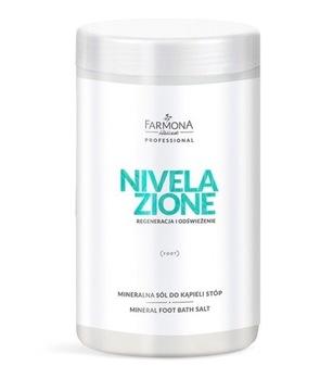 Farmona Nivelazione Минеральная соль для ванны ног доставка товаров из Польши и Allegro на русском
