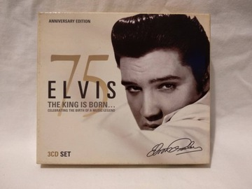 Elvis Presley The King Is Born CD доставка товаров из Польши и Allegro на русском