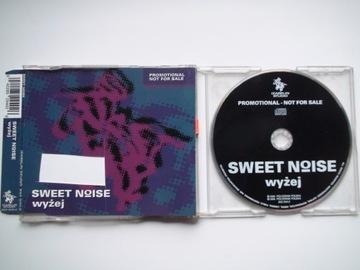 SWEET NOISE - Wyżej SINGIEL PROMOCYJNY 1.wyd. 1996 доставка товаров из Польши и Allegro на русском