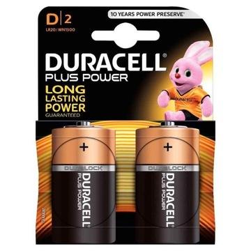 2 x щелочная батарейка DURACELL LR20 D R20 доставка товаров из Польши и Allegro на русском