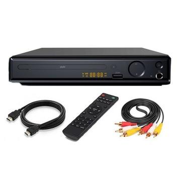 4K UHD HD DVD-плеер с HDMI USB AV для ТВ доставка товаров из Польши и Allegro на русском