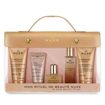 Nuxe, где можно посетить Travel Kit СУМКА ДОРОЖНАЯ косметика доставка товаров из Польши и Allegro на русском