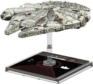 Star Wars X-Wing - Сокол Тысячелетия доставка товаров из Польши и Allegro на русском