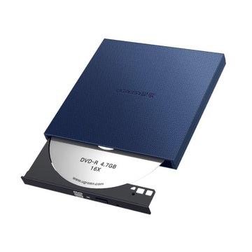 UGREEN ДИСК ВНЕШНИЙ ПОРТАТИВНЫЙ CD DVD НА USB доставка товаров из Польши и Allegro на русском