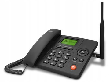myPhone SOHO D31 СТАЦИОНАРНЫЙ ТЕЛЕФОН SIM-КАРТА 3G доставка товаров из Польши и Allegro на русском