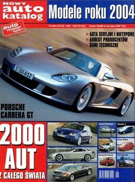 Новый автомобильный каталог 2004 - автоспорт доставка товаров из Польши и Allegro на русском