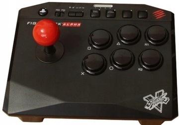 Joystick Madcatz FightStick Alpha Street Fighter 5 доставка товаров из Польши и Allegro на русском