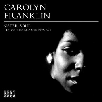 CD Франклин, Каролин - Sister Soul -22Tr - Best Of доставка товаров из Польши и Allegro на русском