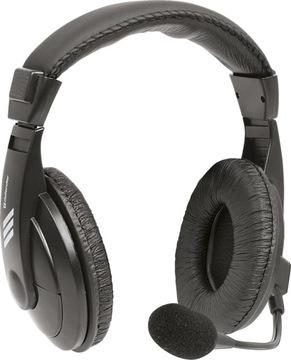 Słuchawki z mikrofonem Defender Gryphon czarne доставка товаров из Польши и Allegro на русском