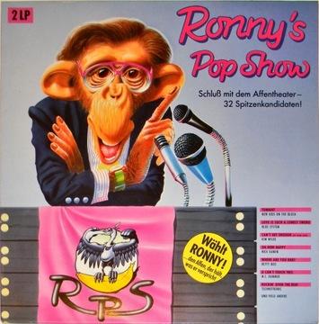 Ronny's Pop Show 16 SKŁ 2x12'' Blue System KLF доставка товаров из Польши и Allegro на русском