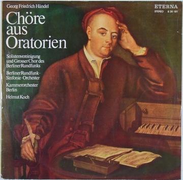 GEORG FRIEDRICH HANDEL - Oratoria Chóralne доставка товаров из Польши и Allegro на русском