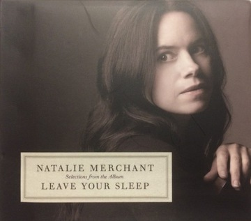 NATALIE MERCHANT LEAVE YOUR SLEEP CD JAK NOWA доставка товаров из Польши и Allegro на русском