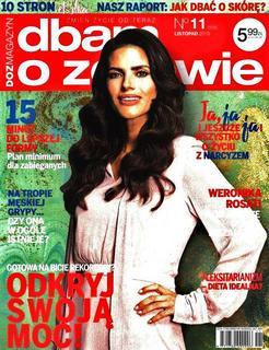 11/2019 DBAM O ZDROWIE W ROSATI DBAĆ O SKÓRĘ FLEKS доставка товаров из Польши и Allegro на русском