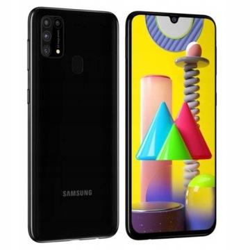 Smartfon Samsung GALAXY M31 6/128GB DualSIM CZARNY доставка товаров из Польши и Allegro на русском