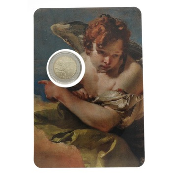 San Marino - 2 Euro Giovanni Battista Tiepolo 2020 доставка товаров из Польши и Allegro на русском