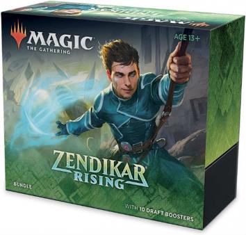 Zendikar Rising Bundle/ Fat Pack доставка товаров из Польши и Allegro на русском