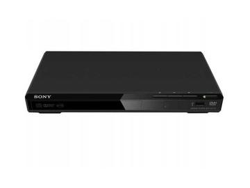(ЧЕРНЫЙ DVD-Проигрыватель SONY DVP-SR370 HD JPEG USB) доставка товаров из Польши и Allegro на русском