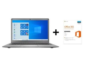 Ноутбук PEAQ Slim 13.3 N3350 4/64GB eMMC WH+Office доставка товаров из Польши и Allegro на русском