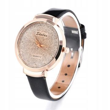 Женские часы ТОНКИЙ ремень золото циферблат A242 заклинание доставка товаров из Польши и Allegro на русском