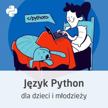 Kurs Python dla każdego - automat 24/7 certyfikat доставка товаров из Польши и Allegro на русском